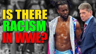 Vince McMahon and WWE are Racist? (Kofi Kingston Wrestlemania 35 - Racism in WWE))