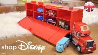 shopDisney | Cars Toys - Mack Friction Motor Hauler! | Official Disney Pixar UK