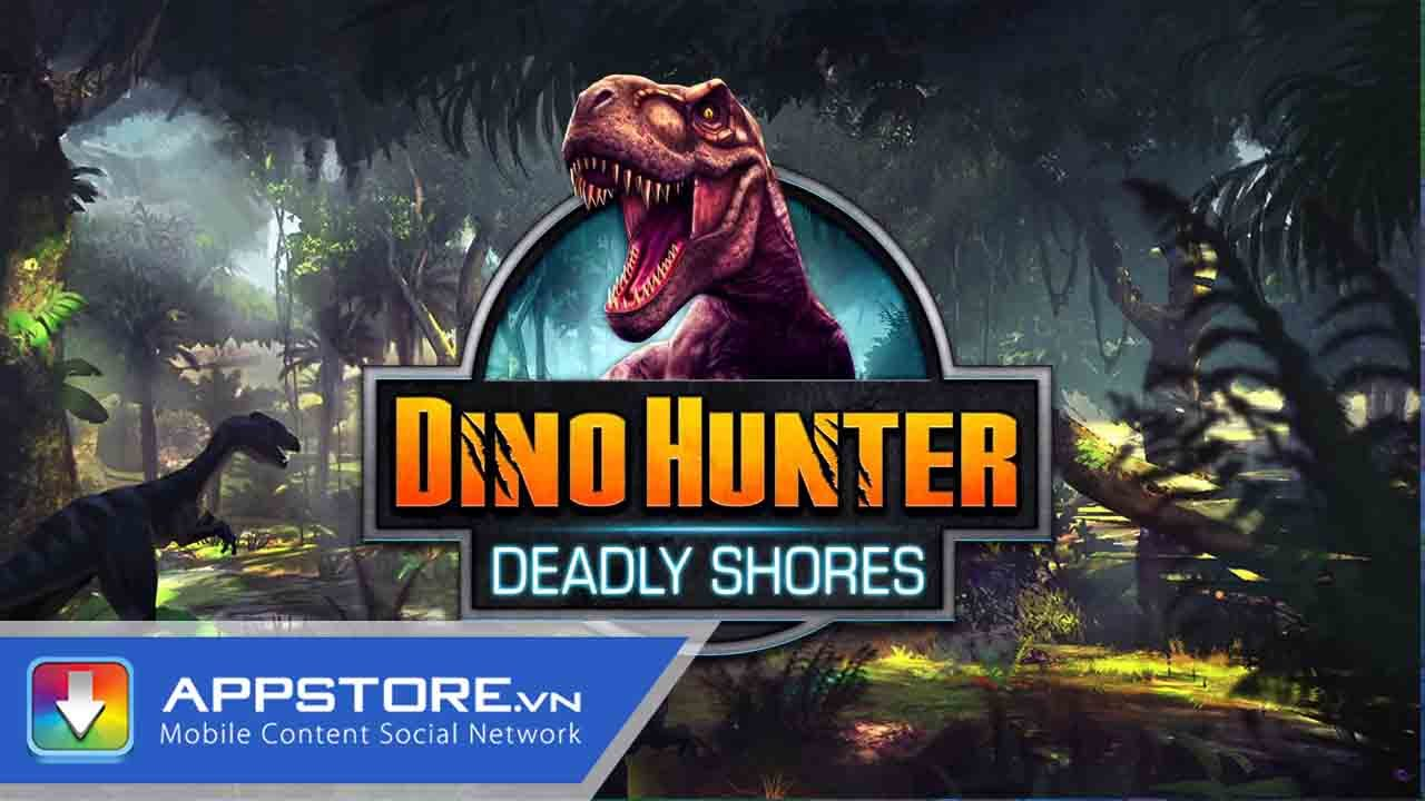 [iOS Game] Dino hunter – Săn khủng long – AppStoreVn