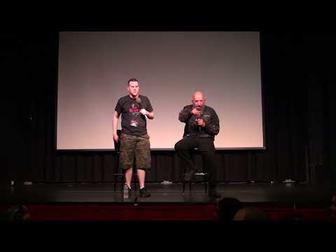 Sid Haig Q&A at CT HorrorFest Movie Night