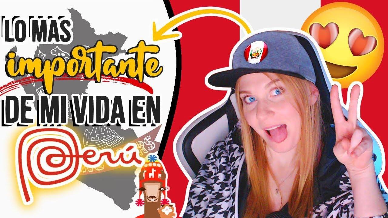 RUSA cuenta su experiencia en Perú | ROMPIMOS la cama  EN UN HOTEL CON MI NOVIO PERUANO !!!!!!