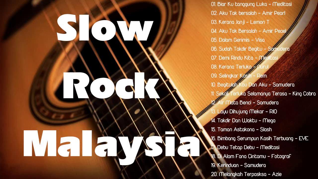 lagu rock sepanjang zaman lagu malaysia populer terbaik youtube