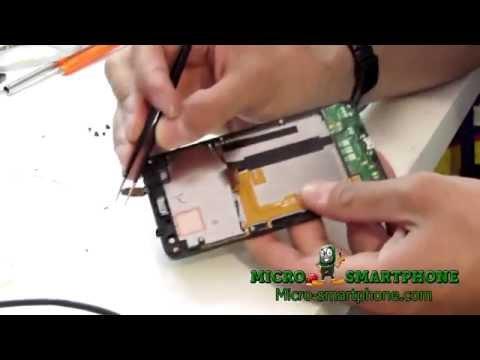 Changer écran Nokia lumia 625 hd français