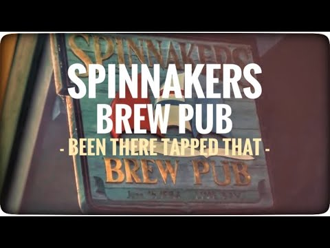 SPINNAKERS BREW PUB | HISTORY OF CANADIAN CRAFT BREWERIES |  VICTORIA | BC | BEEN THERE TAPPED THAT