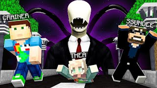 ESCAPE SLENDERMAN | Minecraft Modded HIDE AND SEEK!