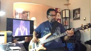 Peter Gunn...Emerson, Lake and Palmer....Shea on Bass...