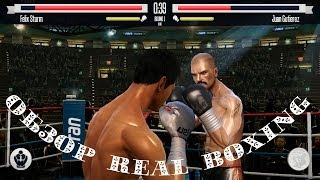 Real Boxing. Обзор игры на ПК (Gameplay PC HD)