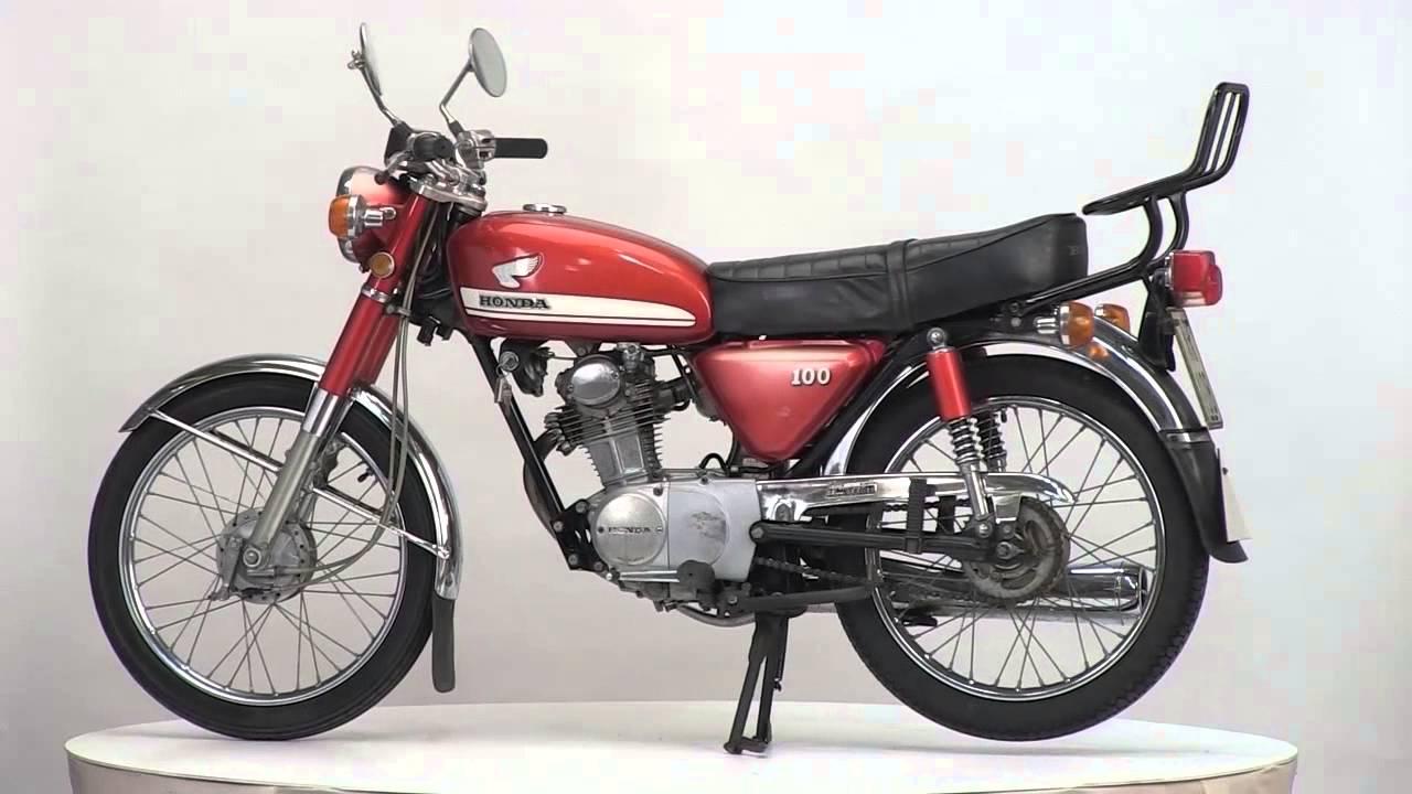 Honda Cb 100 1974