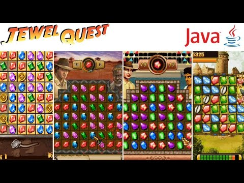 All Jewel Quest Games In Java Mobile