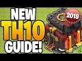 Gambar cover WHAT TO UPGRADE FIRST AT TH10! - Clash of Clans