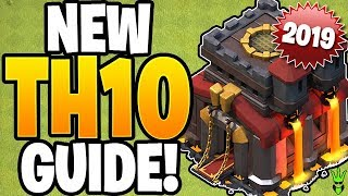 WHAT TO UPGRADE FIRST AT TH10! - Clash of Clans