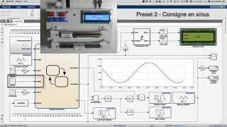 ICSTEng 2020 - Atelier fader motorisé de table de mixage