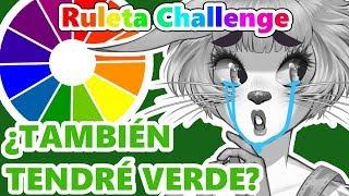SUFRIR O NO SUFRIR con el RULETA CHALLENGE - Art Challenge