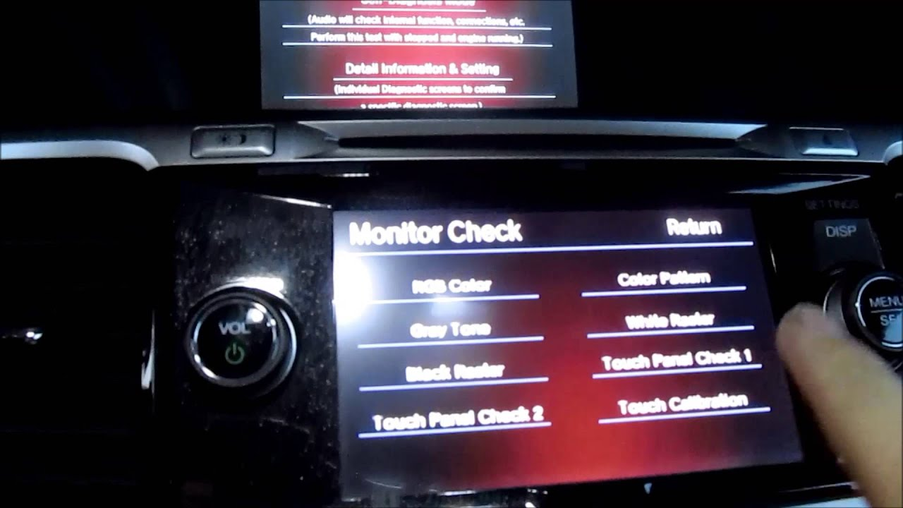 2012 Honda Accord Radio Code >> Free Audio Upgrade Mod on 2013 2014 2015 Honda Accord Premium Sound System - YouTube