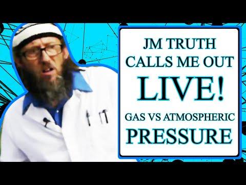 JM Truth Calls Me Out Live - I respond LIVE - Flat Earth Vs Globe Earth thumbnail