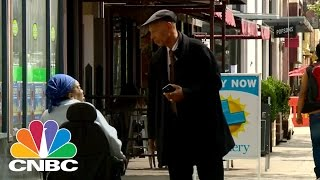 From Homeless In San Francisco To A Job In Tech | The Pulse | CNBC