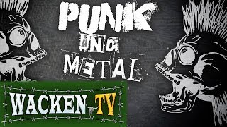 Punk and Metal at W:O:A - A Documentary