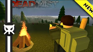 I am a bandit! ▼ DeadMist ▼ Part 1 ▼ Random Roblox Games
