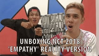 Baixar UNBOXING - NCT 2018 EMPATHY Album Reality Version
