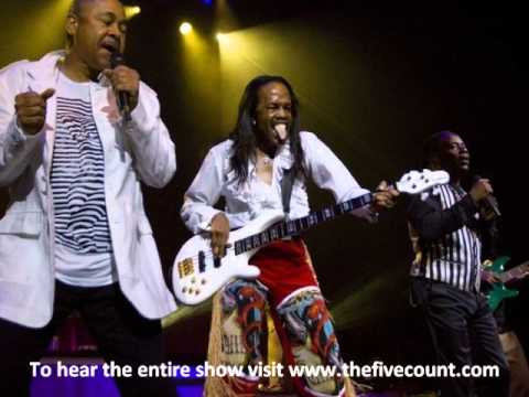 Earth, Wind & Fire - Ralph Johnson Interview