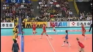 Волейбол. Женщины. Чемпионат Мира 2006. Финал(Россия - Бразилия., 2012-08-08T12:29:38.000Z)
