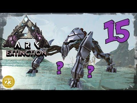 ARK Extinction - Enforcer´s lustiger Name | #15 | Lets Play Deutsch German | DLC Extinction