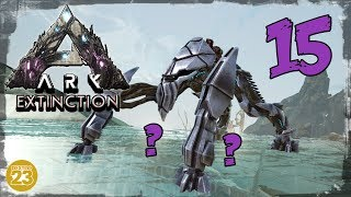 ARK Extinction - Enforcer´s lustiger Name | #15 | Let