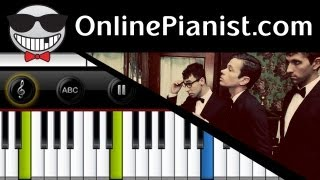 Fun. - We Are Young - Piano Tutorial