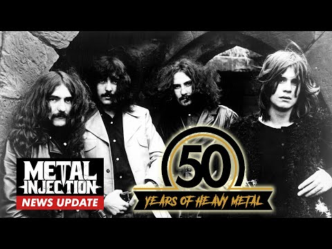 Happy 50th Anniversary To Heavy Metal | Metal Injection