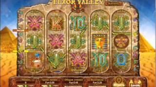 Слот Luxor Valley HD в онлайн казино Чаплин(Слот Luxor Valley HD в онлайн казино Чаплин., 2011-05-12T06:41:48.000Z)