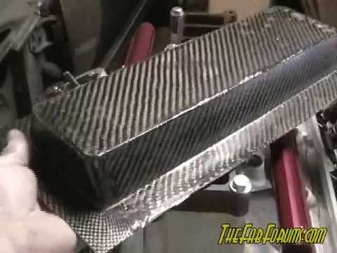 Carbon Fiber Intake How To Build 2 Youtube