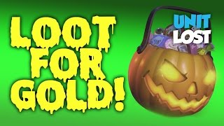 Halloween Loot for Gold?! Buy Overwatch Seasonal Items With In-Game Currency! Great Change!
