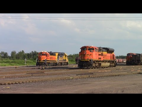 Railfanning Journal Operations In The Twin Ports 07/20/16 and 07/21/16