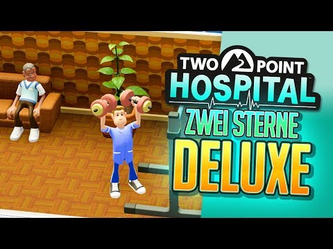 TWO POINT HOSPITAL 🚑 020: ZWEI STERNE Deluxe