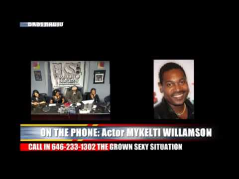 Actor Mykelti Williamson (Forrest Gump, Waiting To Exhale & Rebel ) Talks With BKS1 Radio
