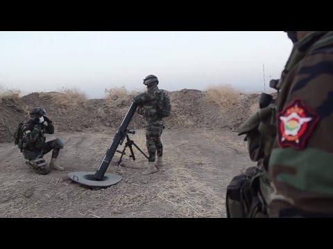 Elite CT Unit: Kurdish Peshmerga crushing ISIS around Mosul [20.10.2016]