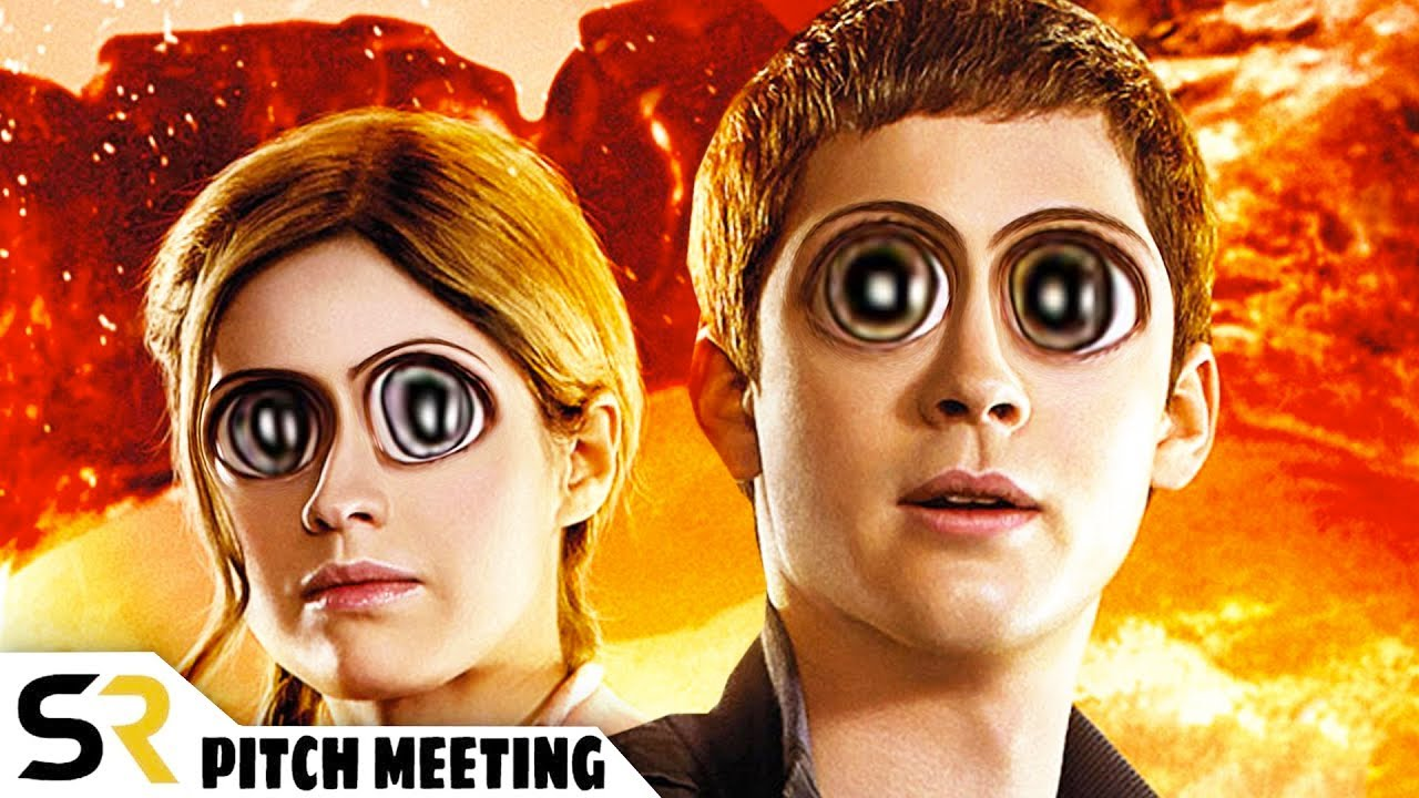 Download Percy Jackson: Sea Of Monsters Pitch Meeting