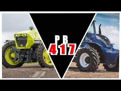 Est-ce la fin des tracteurs au gazole ? PowerBoost N°417 (08/12/2017)