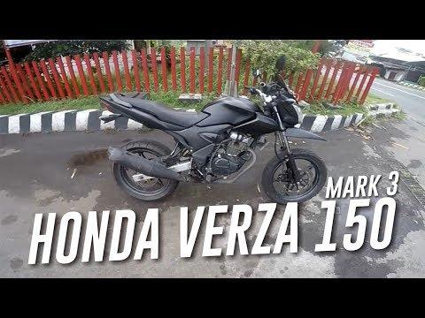 Honda Verza 150 Supermoto | Update Modifikasi VEVE #MogeLook