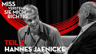 Gregor Gysi & Hannes Jaenicke – Teil 2
