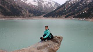 Kazakhstan: Big Almaty Lake ( Большое Алматинское озеро) - DiDi