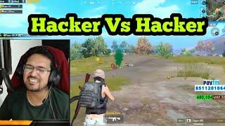 Hacker Vs Hacker Fight | Hacker Is Back Only Head Shot Kills | Pubg Mobile