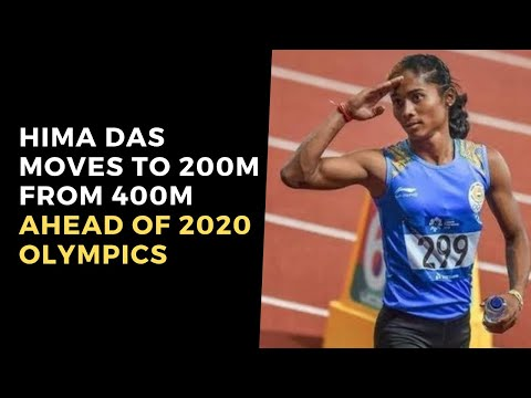 Hima Das Moves To 200 Meters Race From 400 Meters Ahead Of 2020 Tokyo Olympics