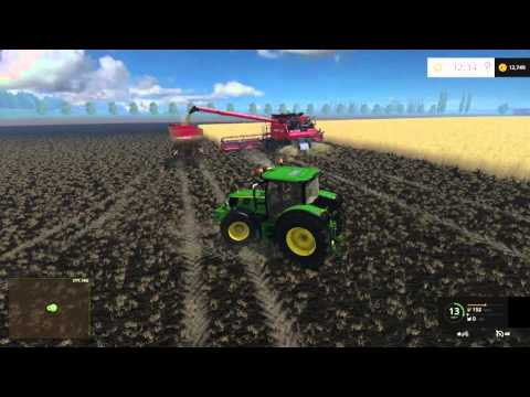 Hello America map states v8 Farming Simulator 2015 #01