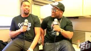 DeRay Davis Talks Wild N