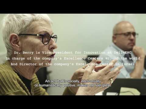Orna Berry's Lifetime Achievements