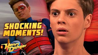 Most SHOCKING Henry Danger Moments 🤯| Henry Danger