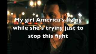 Mat Kearney - Girl America (LYRIC VIDEO)