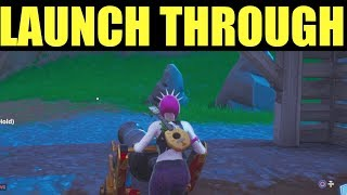 "Fortnite ""Launch yourself through structures with a Pirate Cannon"" Guide Week 4 Season 8 Challenges"