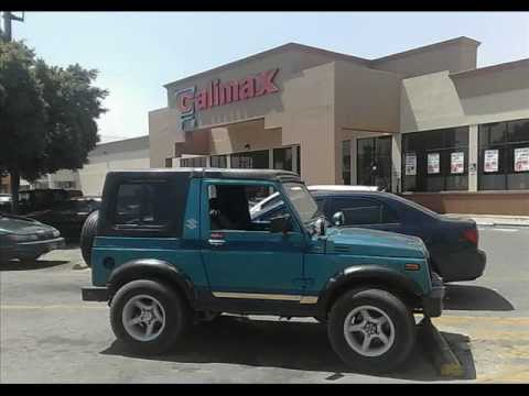 SUZUKI SAMURAI 87 - YouTube